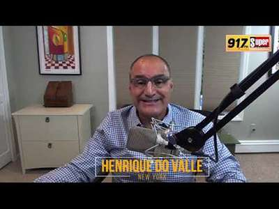 Boletim NY Henrique do Valle - 8 de novembro