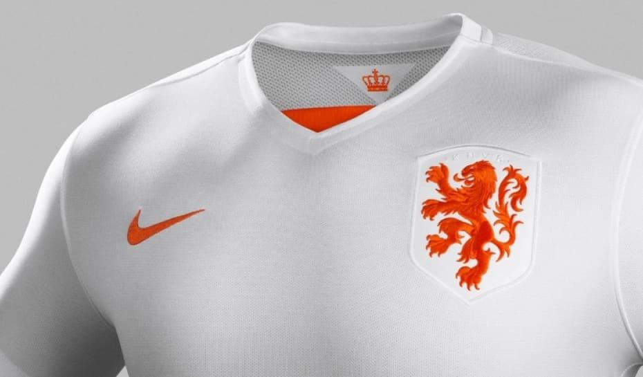 Seleções da Holanda e Portugal ganham novas camisas reservas para ... 33152a4ea78ed