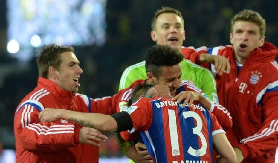 bb792008ae Duelo  Bayer-Bayern  agita quartas de final da Copa da Alemanha ...