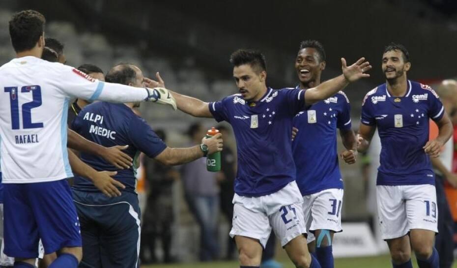 Willian aposta em superação para Cruzeiro triunfar na Libertadores ... 357dee7849e07