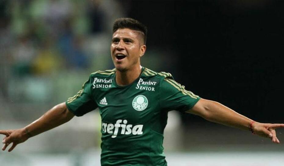 Palmeiras receberá ao menos R  67 mi de patrocinadores em 2016  0c22f3da7b953