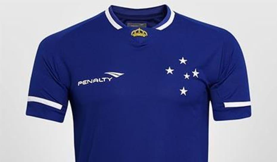 a7f2deb953e37 Camisa do Cruzeiro é eleita a mais bonita do Brasil por estrangeiros ...