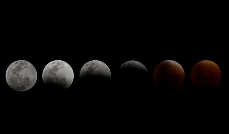a87660517 Eclipse total da Superlua acontece no domingo | JORNAL O TEMPO