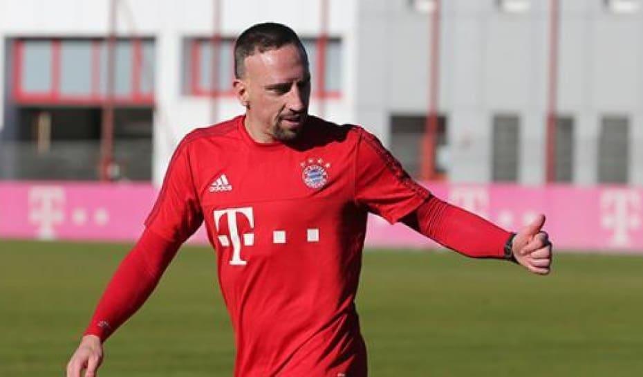 Ederson Moraes Ansioso Para Voltar A: Ribéry Ansioso Para Voltar A Jogar Com O Bayern De Munique