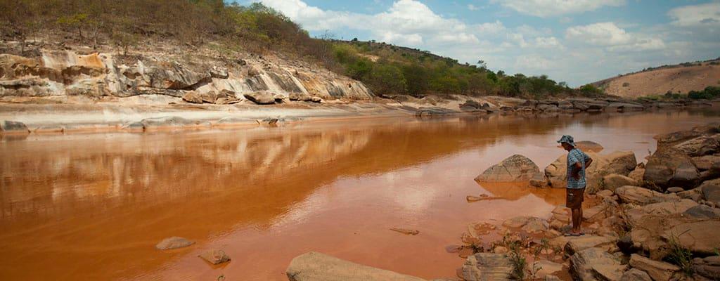 Um adeus ao Rio Doce: