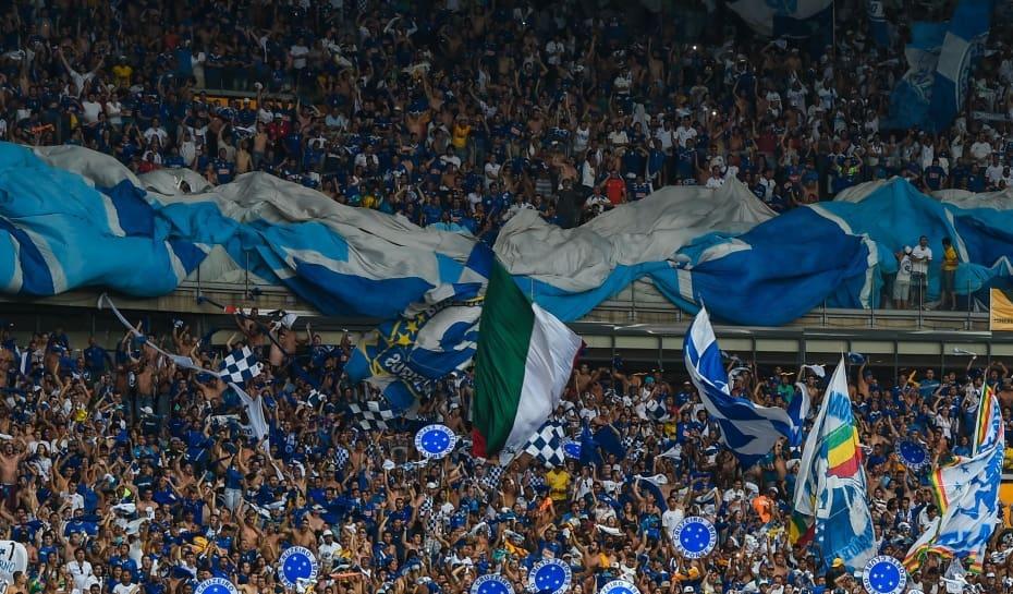 Cruzeiro é o sexto time com maior torcida do país  Galo vem em nono ... fe8503c00546c