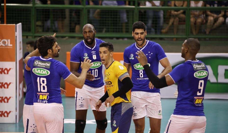 2625177141 Pra fechar  Sada Cruzeiro recebe Brasil Kirin em busca da 7ª final ...
