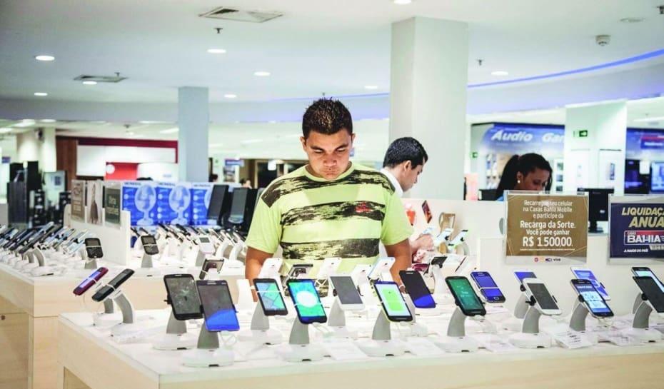 53c2815e3 Casas Bahia e Ponto Frio iniciam recompra de smartphone usado ...
