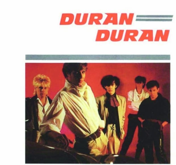 Duran Duran Rio Save A Prayer Hungry Like The Wolf My Own Way