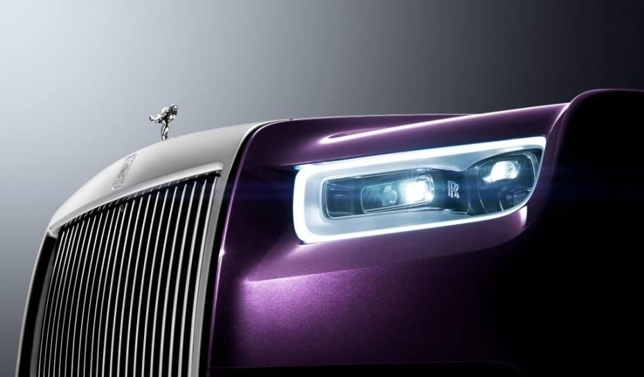 65372d7ea Nova geração do Rolls Royce Phantom é o