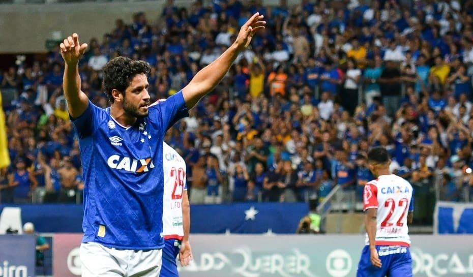 a3ffdb1b49 Saiba por que zagueiro mostra confiança na evolução do Cruzeiro ...