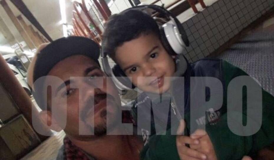 42eb57375 Pai afirmou que a mãe da criança não o deixa visitar o filho há mais de um  ano