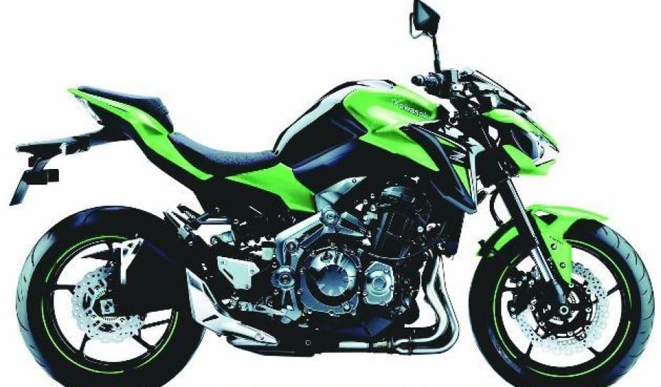 Kawasaki Z900 2018 Jornal O Tempo
