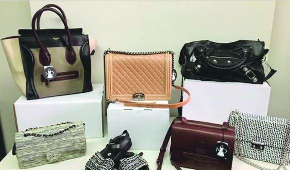 22b0d26fb Brechós e perfis virtuais especializam-se em produtos de luxo ...