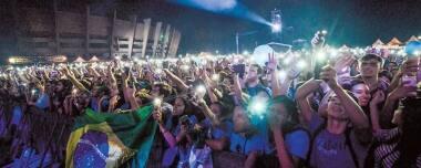 Mineirão, show, evento