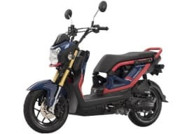 Novo scooter Zoomer-X
