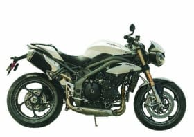 Triumph Speed Triple 1050 2018