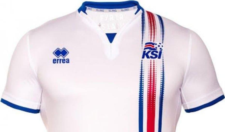 1da0955f43 Camisa Islândia. Cruzeiro ...