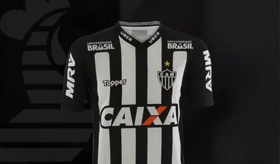 57ac153a1c Atlético lança as camisas que serão usadas em 2018