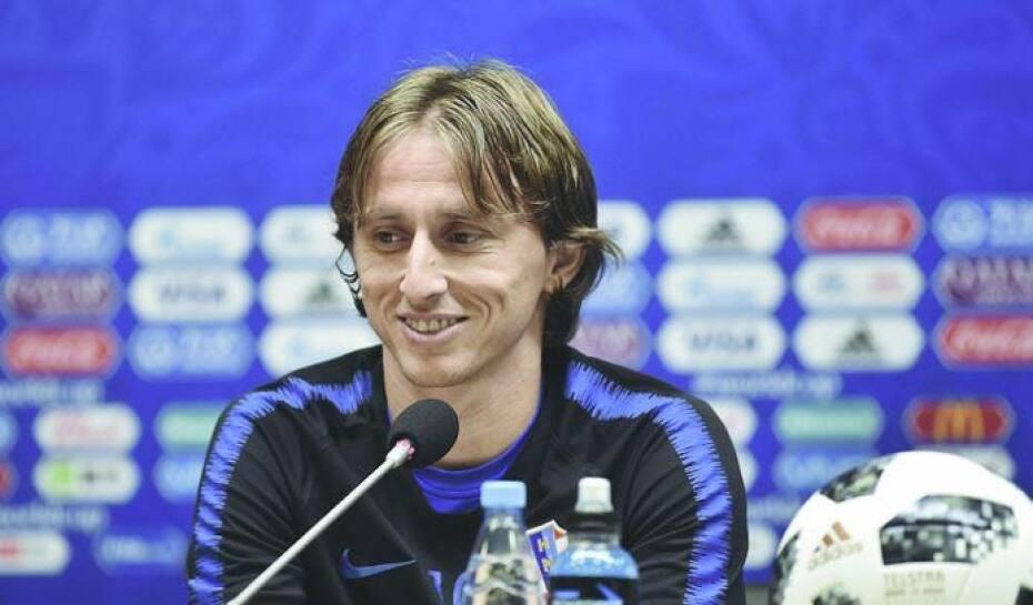 f1564e17443b1 Luka Modric é um dos jogadores mais conhecidos da Croácia