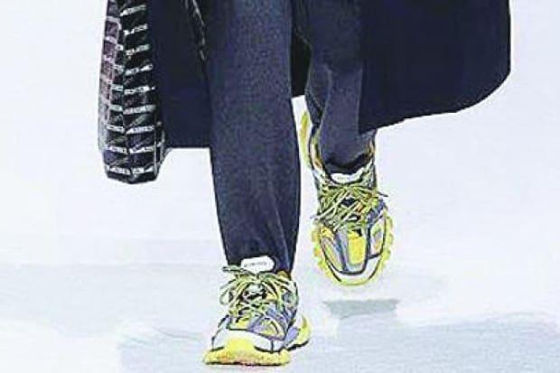 Tênis couture é a tendência TEMPO da vez JORNAL O TEMPO tendência 83c7df