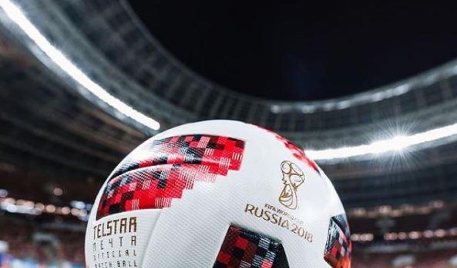 Copa da Rússia terá nova bola a partir das oitavas de final  2ca97229a4bc8