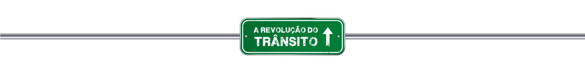 Logo A Revolução do Trânsito
