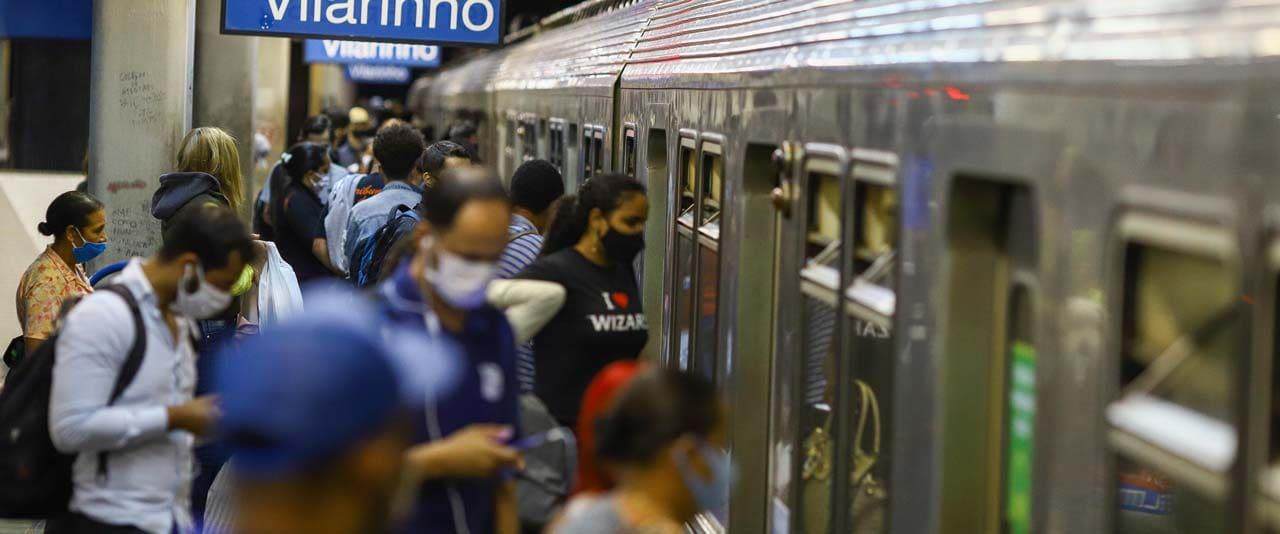 Promessas do metrô
