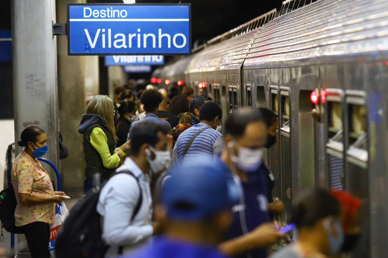 Usuários aguardam ampliação, mas metrô de BH só ganha promessas - Foto: Flávio Tavares