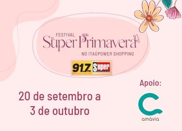 Festival Super Primavera