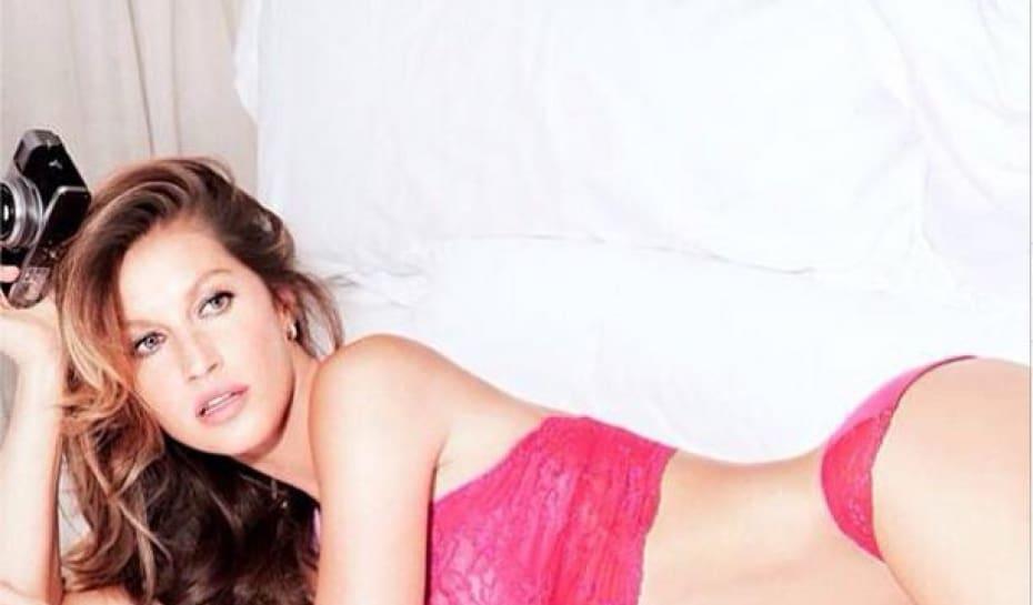 1f70a1776 Uma  angel  esperta  Gisele lança marca para concorrer com Victoria s Secret