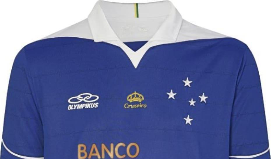 ed23ea0ffb Libertadores  Cruzeiro lança uniforme exclusivo uma semana antes ...