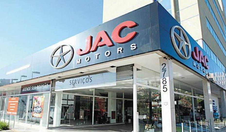 9ee1532f7 Jac Motors fecha uma das lojas em Belo Horizonte