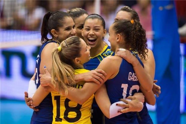 e03c5fc281cc3 Brasil cai em grupo de Rússia e Japão no vôlei feminino