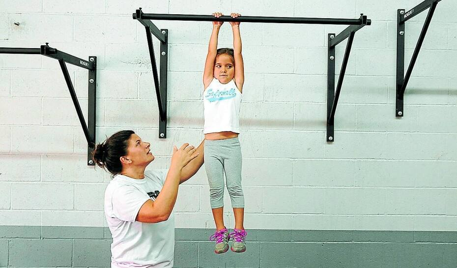 ef6bb6ca4a CrossFit Kids busca resgatar a diversão da educação física | JORNAL ...