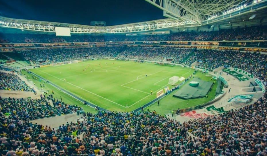 909450ddef Torcedor-locutor volta ao estádio do Palmeiras após