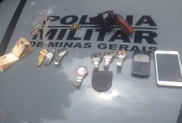 d37df3046be Quadrilha especializada em roubar relógios de luxo é presa em BH ...