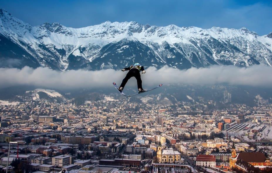 Campeonato de Ski 12