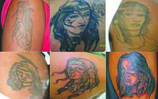 Estudo Identifica Significados Em Tatuagens De Criminosos