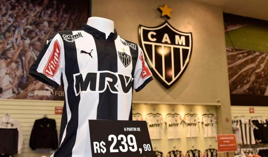 9e9283421 Atlético trabalha para definir patrocinadores da próxima temporada ...
