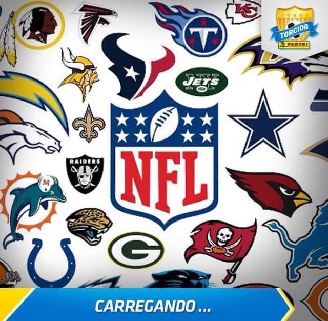 6efae2914 Veja as especificações do álbum de figurinhas da NFL