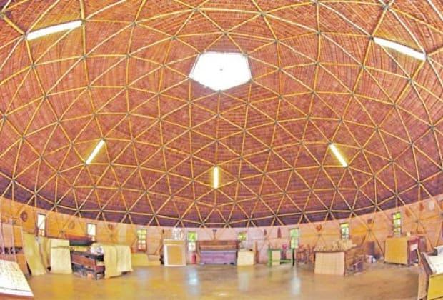 Centro de Referência do Bambu e das Tecnologias Sociais (Cerbambu) aprimora técnicas e desenvolve mão-de-obra qualificada para lidar com a matéria-prima orgânica