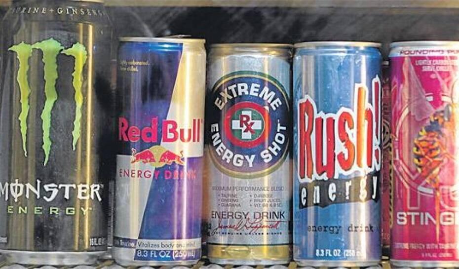57b5655c61ac6 Uma lata de bebida energética contém 13 colheres (chá) de açúcar e