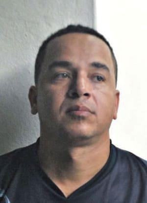 Marcelão foi preso no dia 7 e apresentado ontem