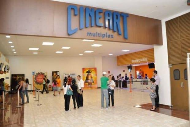 Cineart inaugura seis salas de cinema no Minas Shopping   JORNAL O TEMPO 92a3ffd984