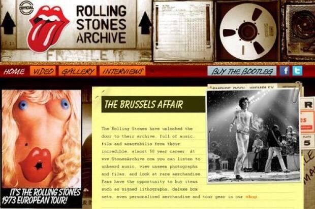 Rolling Stones disponibilizam