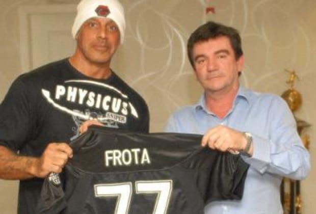 6eec112a8d382 Alexandre Frota é apresentado oficialmente no Corinthians