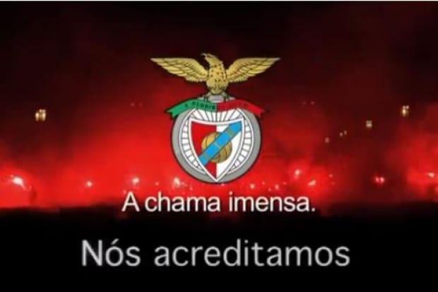 Torcida Do Benfica Faz Vídeo Motivacional Para Empurrar O