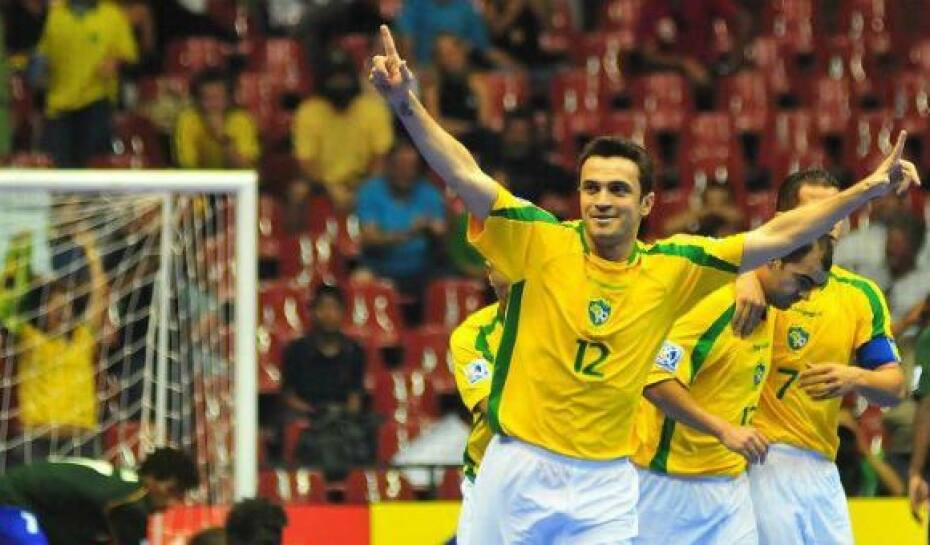 Conheça todos os grandes craques da Copa do Mundo de Futsal Fifa ... 660ed045f1b39