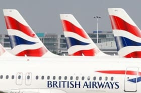 Por coronavírus, British Airways suspende voos para China